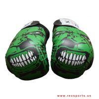 REX Sports Hulk Sketched Boxing Gloves