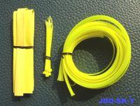 cable sleeving kit(UV sleeving,UV cable tie,Heatshrink Tubing)
