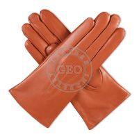 Women Fashion Winter Leather Gloves