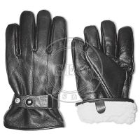 Cut Piece Cp Winter Sheep Leather Gloves