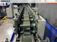 Stud and Track roll forming line