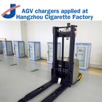 24V 48V Intelligent fast charger for AGV forklift