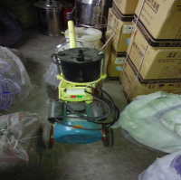 Portable Double and Single bucket milking machine for sale