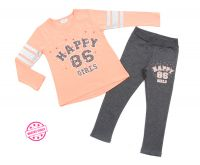 Breeze girl clothings sets top and bottom