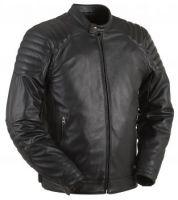 Genuine Motorbike Leather Jacket