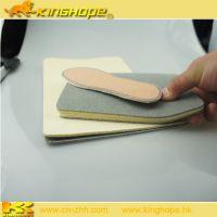 Cellulose fiber insole board with EVA sheet shoe accessories
