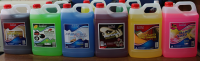 hand Soap, dishwash, carpet cleaner , toilet cleaner