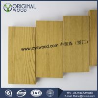 Cheapest thermo wood flooring hardwood decking popular