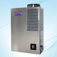 Air source wall mounted heat pump water heater AIO6S
