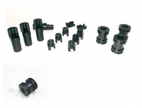CNC Machining Parts; plastic parts manufacturing;