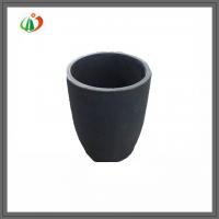 Clay graphite smelting crucible pot