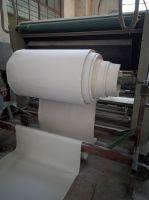 NBR neoprene apron rubber coated fabric