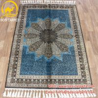 4x6ft Chinese handamde silk carpets
