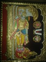 tanjore painting,painting