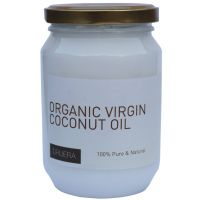 Extra Virgin & Virgin Organic Coconut Oil