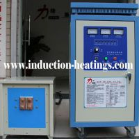 Crankshaft induction forging machine quality