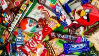 ALL CONFECTIONERY, CANDY & CHOCOLATE PRODUCTS AVAILABLE