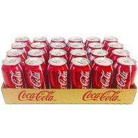 Non Alcoholic Drinks - Coca Cola Fanta 7UP