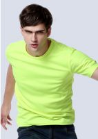 Quick-drying  Round-collar Short-sleeve T-shirts