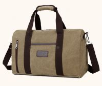 New Arrival Canvas Luggage Bags Hand-held  Travel Bags