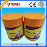 GMP pet worm tablet for dog, cat, puppies