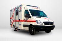 NAFFCO Ambulances