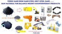 Iron sand