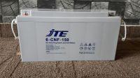 JTE Polymer gel Dry Maintenance free VRLA battery