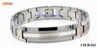 NEW design stylish TUNGSTEN BRACELET,mens jewelry bracelet,cicret bracelet with CZ