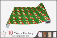 Gift Wrapping Paper Roll(2017 New Wrapping Paper For Gift)