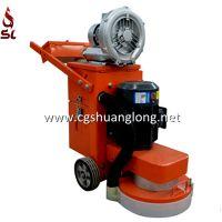 MS400 electric floor grinder concrete vacuum