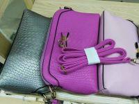 New Elegant Design Women Tote Silicone Leather Bag
