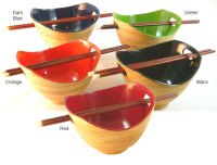 Sell bamboo bowl for decor, tableware, gift, houseware, craft