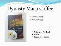 Dynasty Maca Coffee