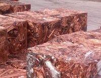 Copper millberry 99.99 % scrap wires