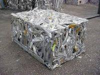 Aluminum Alloy metal scrap