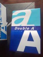A4 COPY PAPER, DOUBLE A COPY PAPER