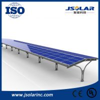 High quality cost effective solar panel mounting solar carport 2