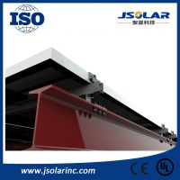 Roof aluminum solar mounting PV clamp