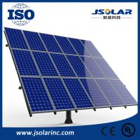 Best price PV solar tracker dual-axis automatic sun tracking system 5kW