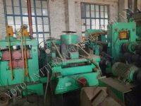 The second hand spiral welded pipe mill