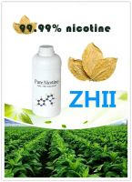 We Professional Manufacture Pure Nicotine CAS: 54-11-5