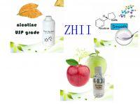 nicotine e-liquid