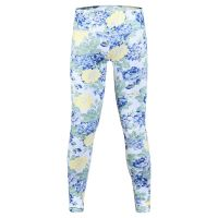 Workout pants for women refreshing printed