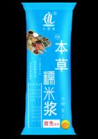 "Brand ""Qiteli"" Chinese herbal glutinous rice adhesive wallpaper glue wallcovering starch /paste"