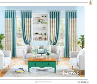 Brand Qitelicurtain kits curtain cloth and accessories trcak,simple style