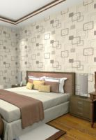 2017 modern seamless wall fabric wall coivering textile wallpaper