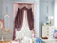 curtain fabric and yarn
