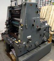 Used Printing Machine GTO 52 1981