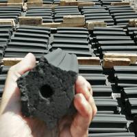 Coconut Briquette Charcoal - Hexagonal
